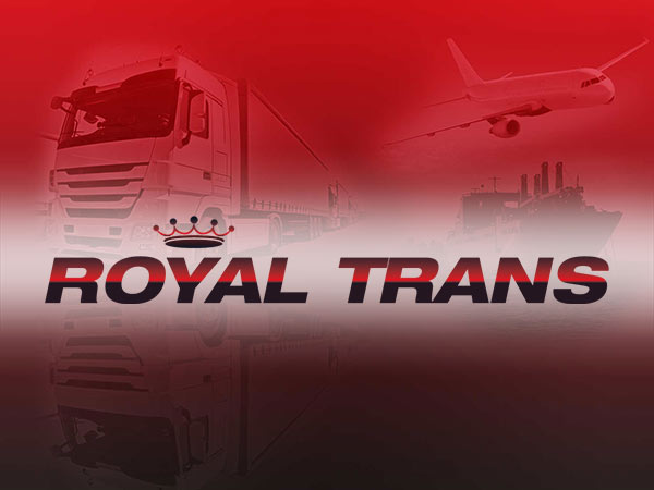 Transport Royal Trans tractionnaire au départ de Madrid vers la France